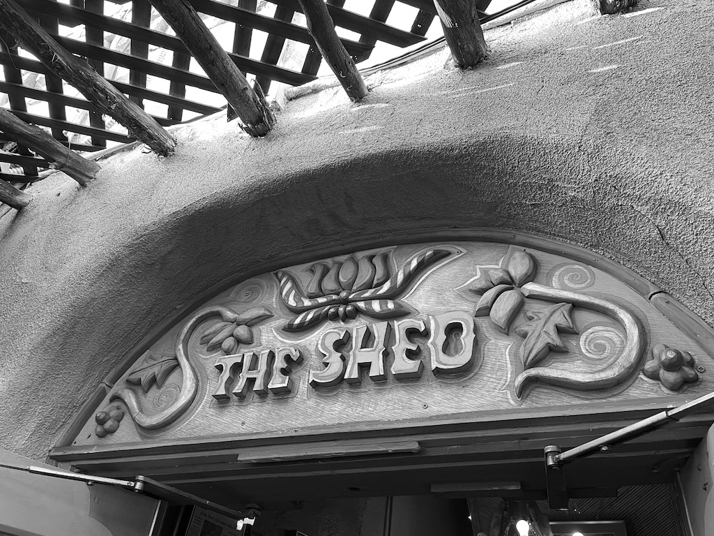 Dinner at The Shed, which is a sister restaurant of La Choza located in the historic downtown area.