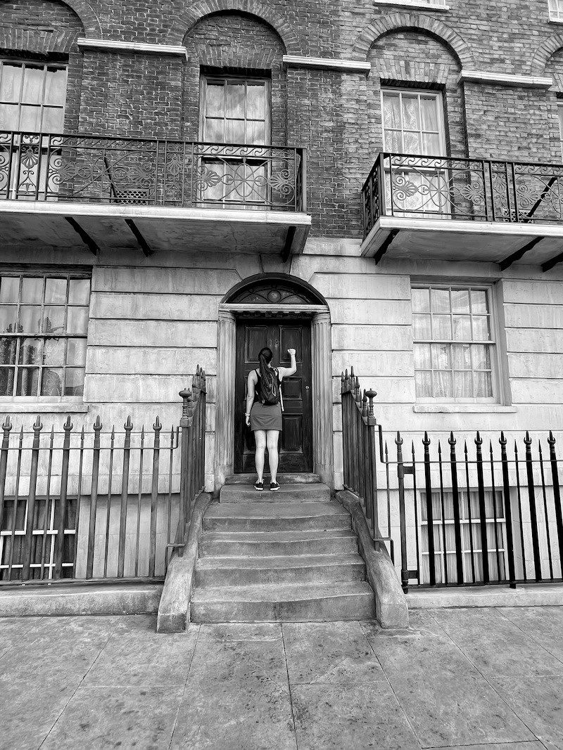 Number 12 Grimmauld Place