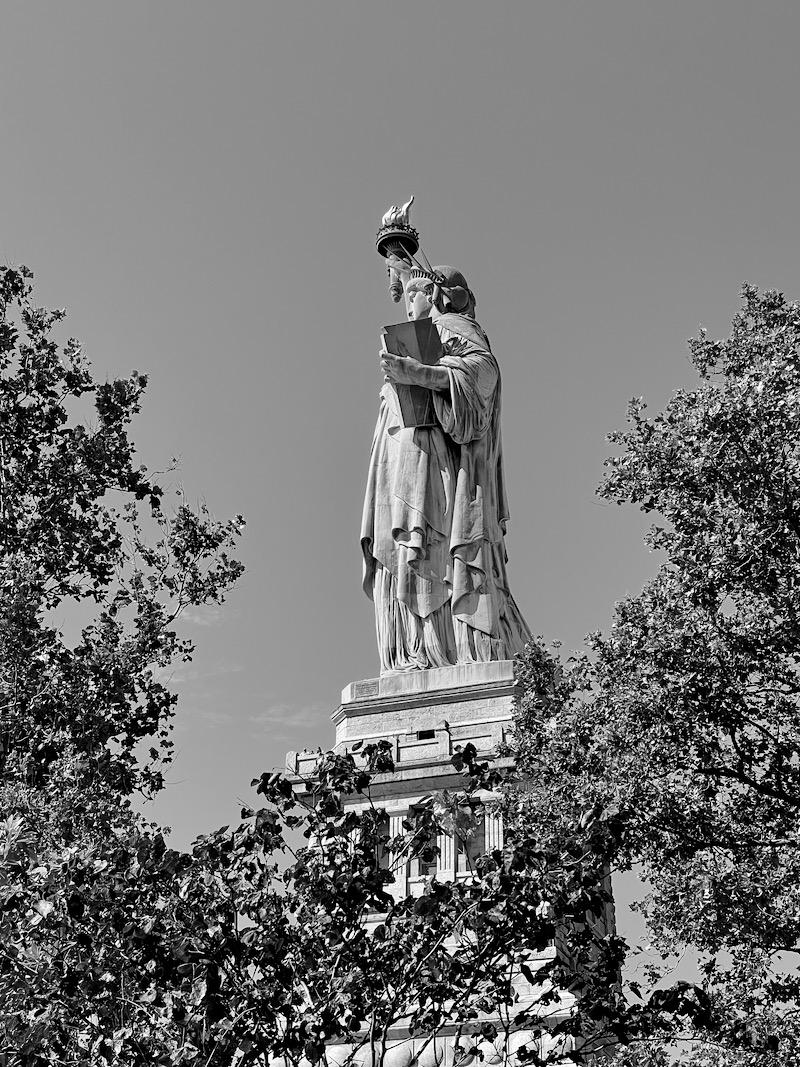 11 Statue of Liberty
